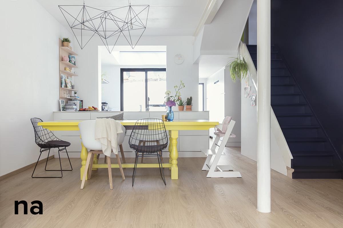 van lelijk linoleum naar hot houtlook met floorify houtshop