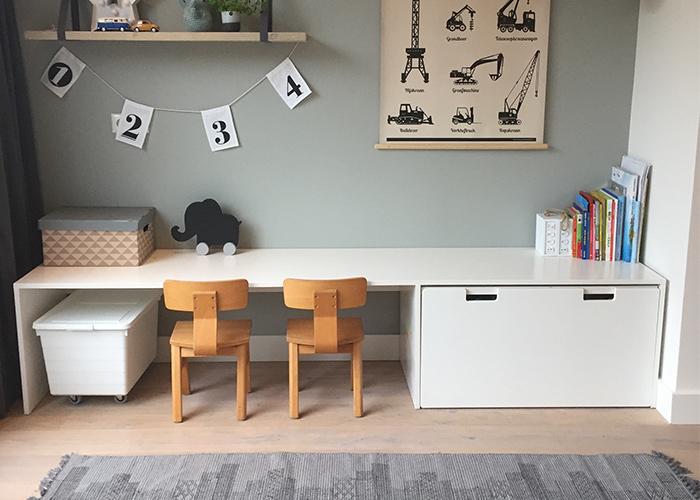 Tip van Lotte #1: Een kindvriendelijk interieur - Houtshop