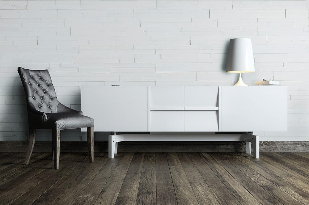 Houten Planken Tegen De Muur.Laminaat Tegen Muur Perfect Stap Houten Maken With Laminaat Tegen