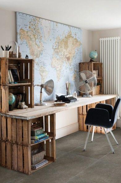 Zeer 5 creatieve tips met steigerhout of gerecycleerd hout - Houtshop #BA78