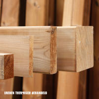 Houtwijzer: thermo hout