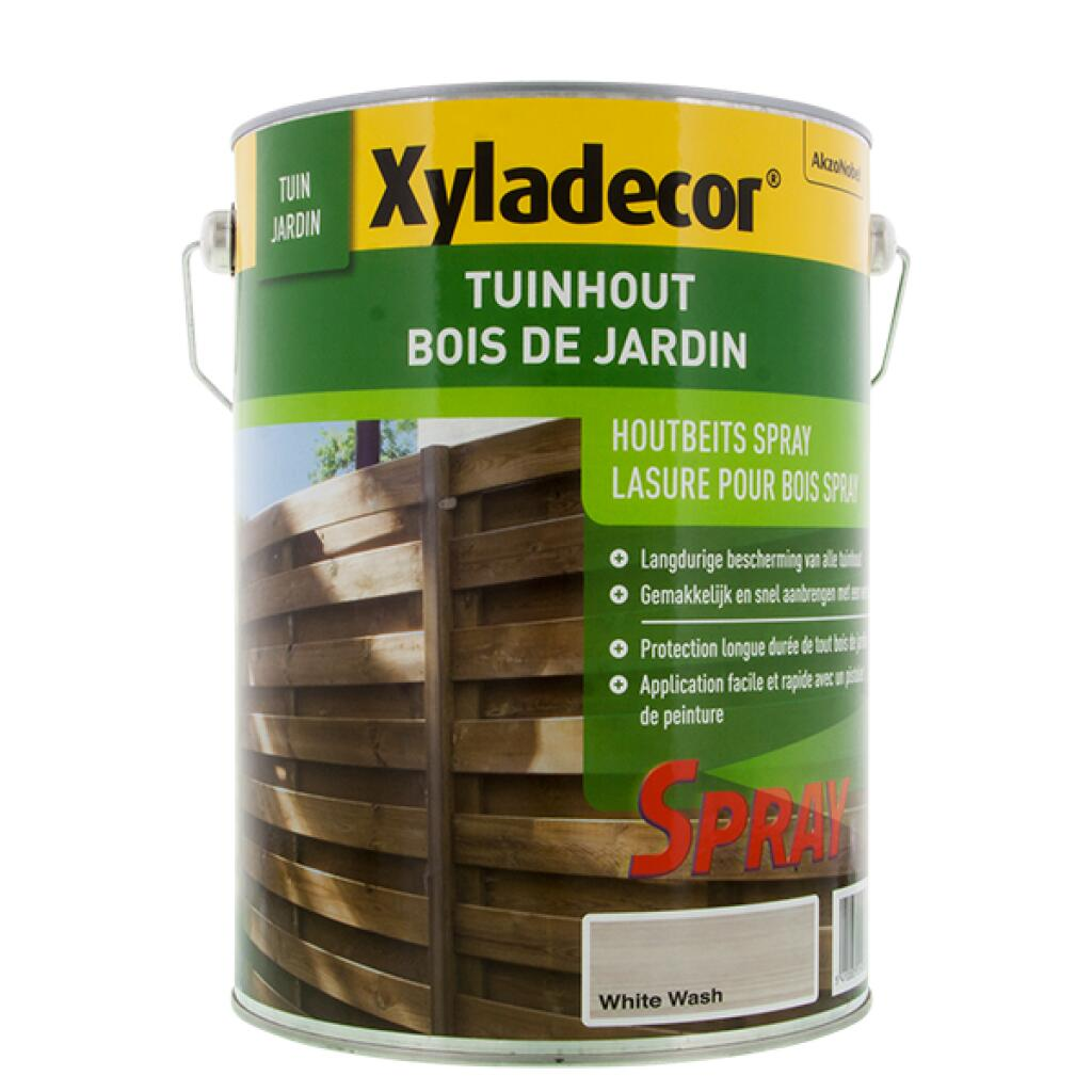 XYLADECOR TUINHOUTBEITS WHITE WASH 5L