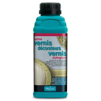 POLYVINE DECORATEURSVERNIS ZIJDEGLANS 500ML
