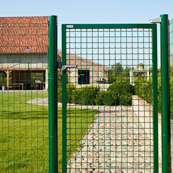 BETAFENCE FORTINET POORT GROEN H.115 x B.100CM