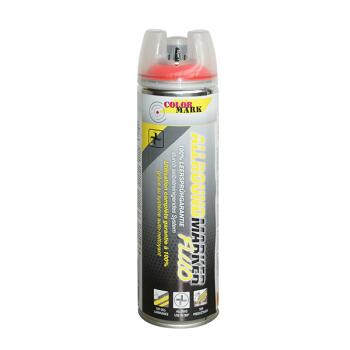 COLORMARK SPOTMARKER ALLROUND ORANJE 500ML