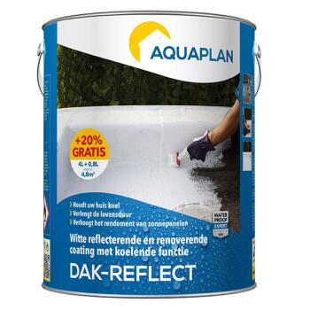 AQUAPLAN DAK-REFLECT 4 L + 20%