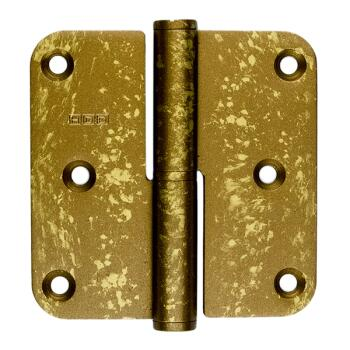 HDD PAUMEL 80X80X2.5MM OLD YELLOW RECHTS 3ST/SKIN