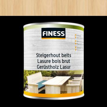 FINESS STEIGERHOUTBEITS 2.5L GREY WASH